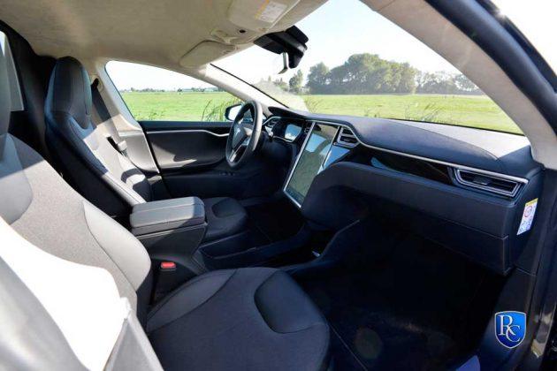 Custom Tesla Model S Funeral Car by RemetzCar