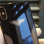 This iPhone X Bentley Edition Is As Mysterious As It Is Beautiful