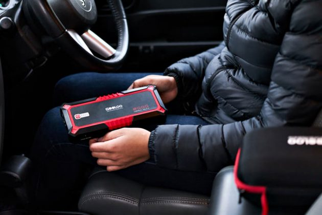 Gooloo G2000 Heavy Duty Car Jump Starter and Power Bank