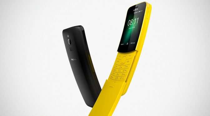 "Iconic Nokia 8110 ""Banana"" Phone Is Coming Back, Blessed With Android OS"