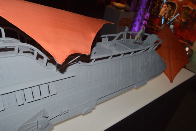 Hasbro Star Wars Vintage Collection Jabba Sail Barge