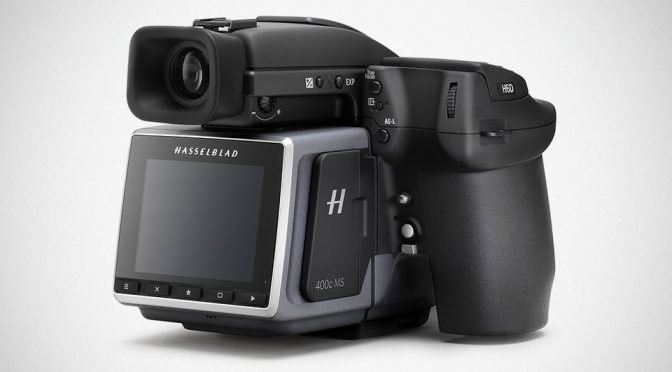 Hasselblad H6D-400c 400MP Multi-shot Camera
