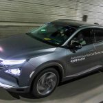 Hyundai Fuel Cell Electric Cars Drove Itself From Seoul To Pyeongchang