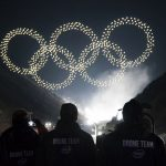 Intel Light Drones Open For Winter Olympic, Made New World Record