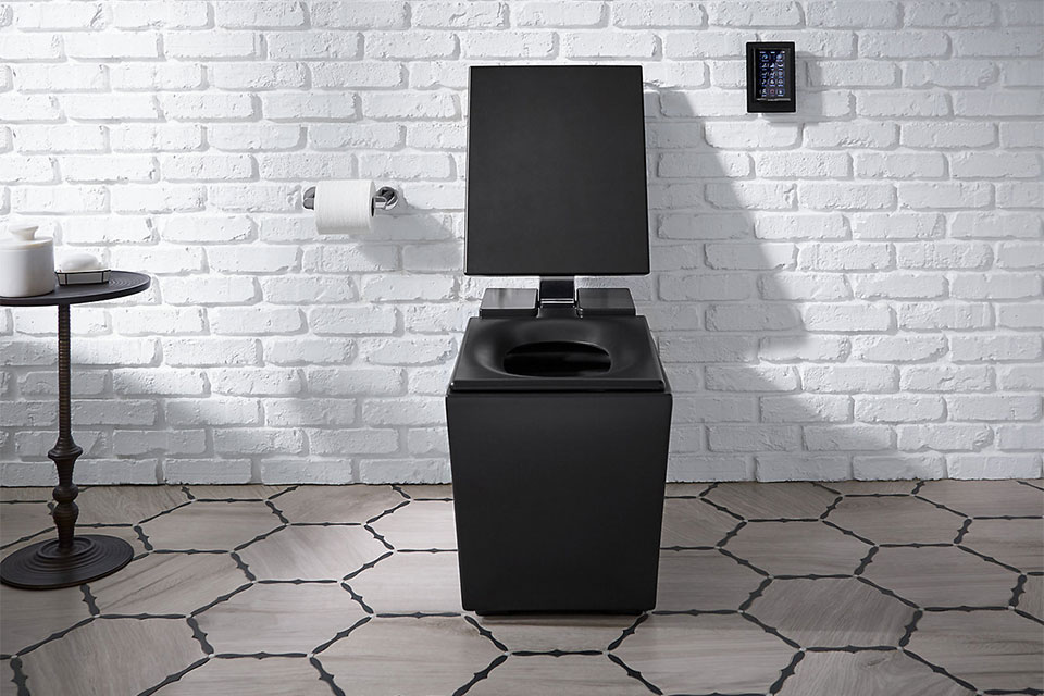 Bathroom Goes High Tech With These Kohler Futuristic