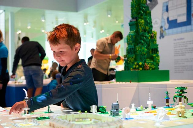 LEGO House: Blue Zone - City Architect