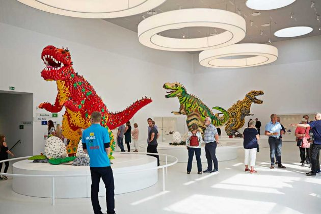 LEGO House: Masterpiece Gallery