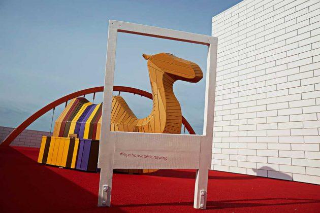 LEGO House: Terraces