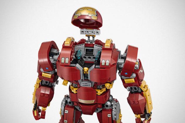 LEGO UCS Hulkbuster: Ultron Edition Set at New York Toy Fair 2018