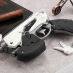 This Overwatch D.Va White Rabbit Prop Gun Is Also Power Bank Incognito