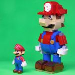 Guy Built A Posable LEGO Mario Figure, Teaches You How To Built One Too