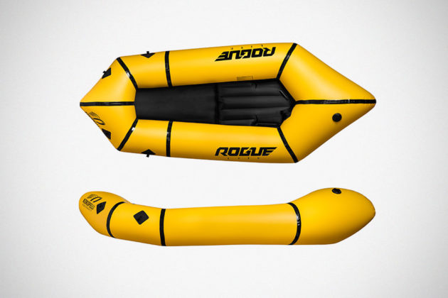 Rouge Packraft Inflatable Raft by Kokopelli Packraft