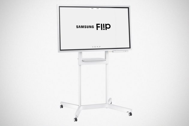 Samsung Flip Digital WM55H Flip Chart Display