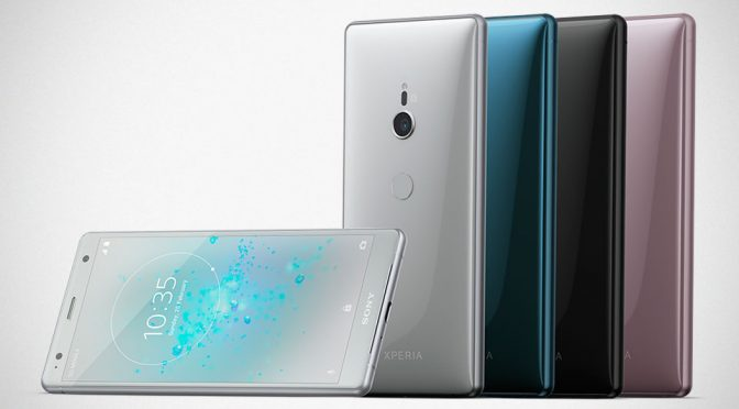 Sony Unveiled New Flagship Xperia, Finally Ditches Squarish Design