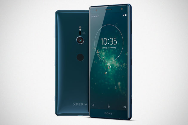 Sony Unveiled Xperia XZ2 and Xperia XZ2 Compact