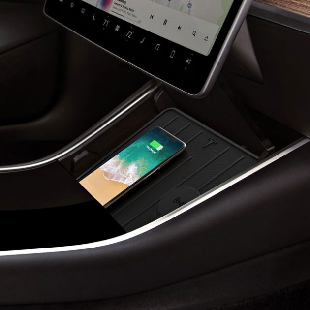 Tesla Wireless Pad Wireless Phone Charger for Tesla