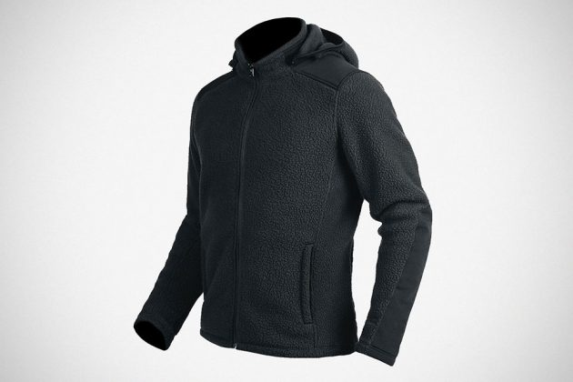 The Mission Workshop Bosun Fleece with Removable Hood