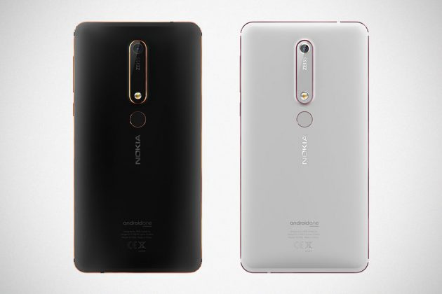 The New Nokia 6 Smartphone