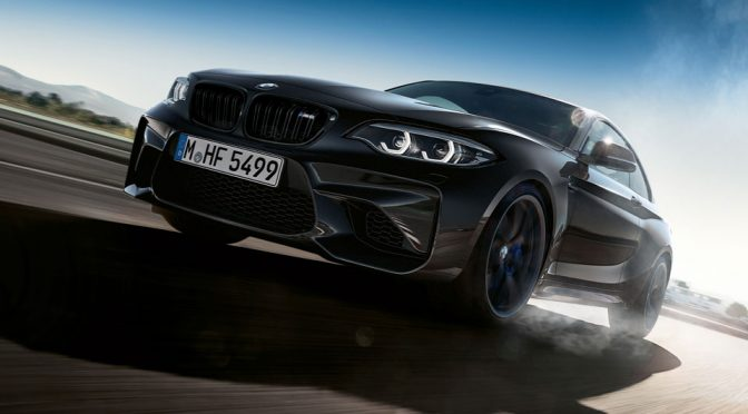 2018 BMW M2 Coupe Edition Black Shadow