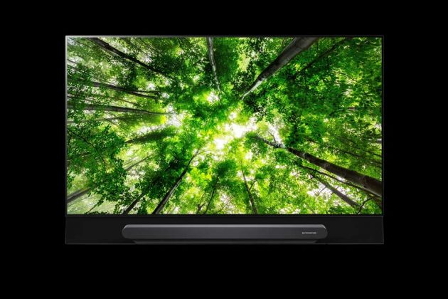 2018 LG Super UHD TV with ThinQ AI G8 Series