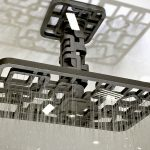 Duratex's Shower Head, 3D Shower, Is As Unconventional As It Gets