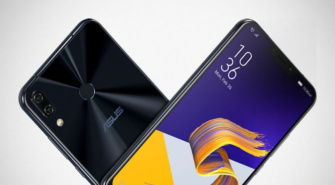 ASUS' New ZenFone 5 Is The Android Phone With The iPhone X Notch