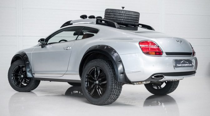 Here's Another Off-road Bentley Continental GT You Can Buy