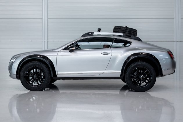 Bentley Continental GT Off-Road Coupe