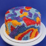 Someone Actually Made Cakes That Looks Like Shag Rugs. Like, What???