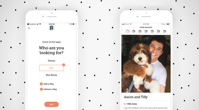Dig Dog Person's Dating App on Apple App Store