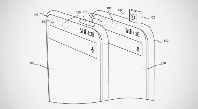 Essential Phone Patented Pop-up Selfie Camera