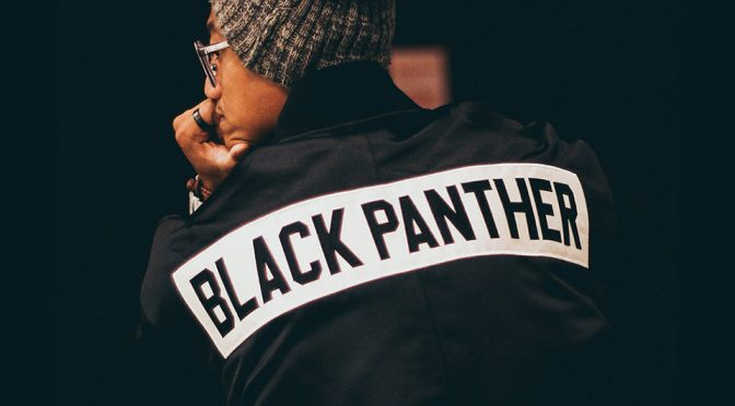 Fear of God x Marvel Studios Black Panther Cast-only Jacket