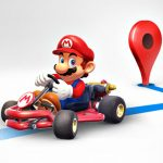 Google Puts Mario On Google Maps For A Week To Mark Mario Day
