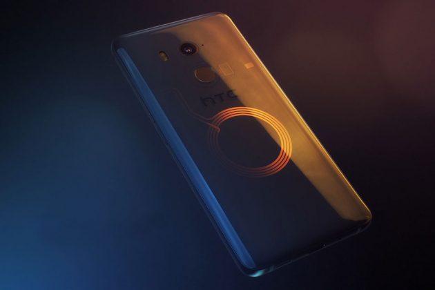 HTC U11+ Android Smartphone