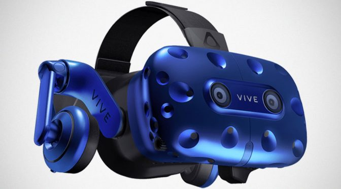 HTC Vive Pro VR Headset Available for Preorder