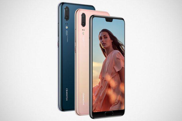 Huawei P20 Smartphone