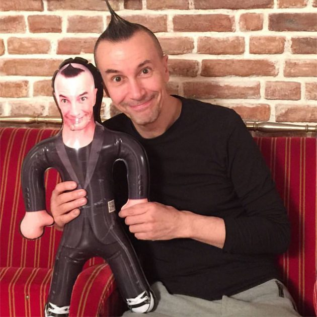 Inflatable Doll of Yourself by 25INCH.me