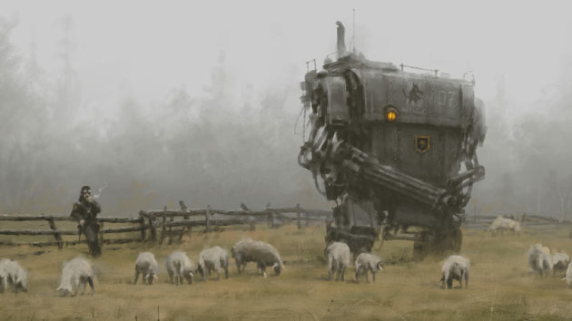 Iron Harvest Dieselpunk RTS Video Game