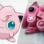Jigglypuff Game Controller Looks Like The Result Of A Botched Teleportation