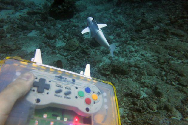MIT CSAIL SoFi Soft Robotic Fish