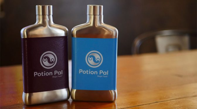 These Flasks Will Turn Cheap Alcohol Into Top Shelf Tasting Hard Liquor