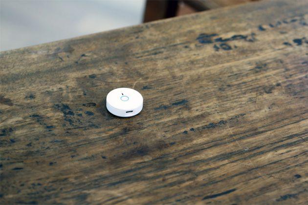 MicroBot Sense Smart Sensor with Push Alerts