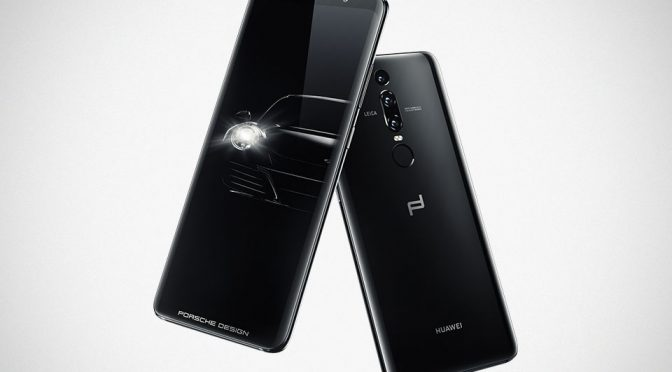 porsche design 39 s huawei mate rs has an in screen. Black Bedroom Furniture Sets. Home Design Ideas