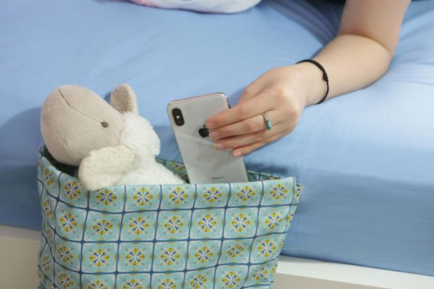 Squasheet Converts into a Decorative Throw Pillow