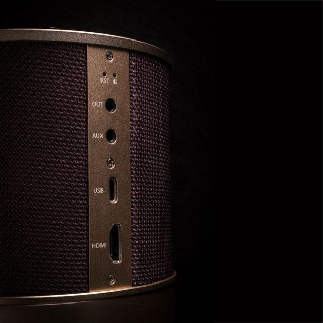 Studio 19 Solo E600X-EQ Bluetooth Speaker