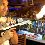 Peter Sripol's Mini The Boring Company Flamethrower Is NOT For Parties
