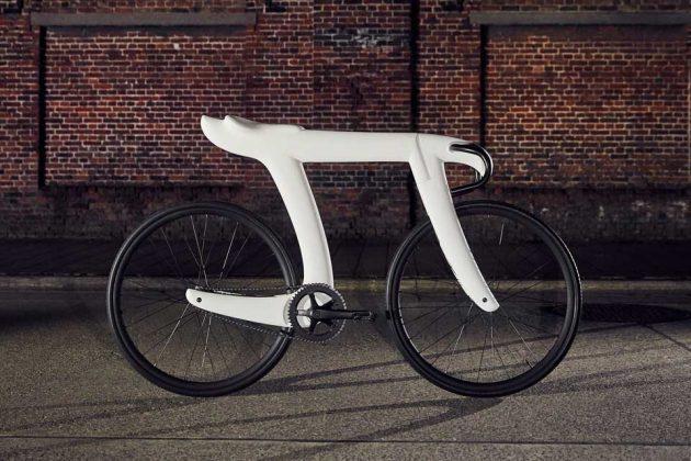 The Pi Bike by Martijn Koomen and Tadas Maksimovas