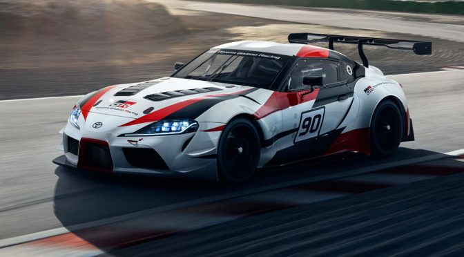 Holy Smoke! The Legend Lives. The Toyota Supra Is Making A Comeback!