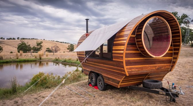 This Is A Rare Time That We Are Truly Impressed By A Custom Caravan