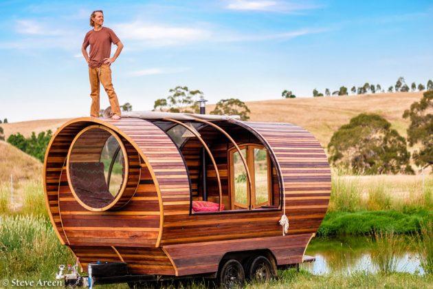Unity Wagon Caravan by Steve Areen